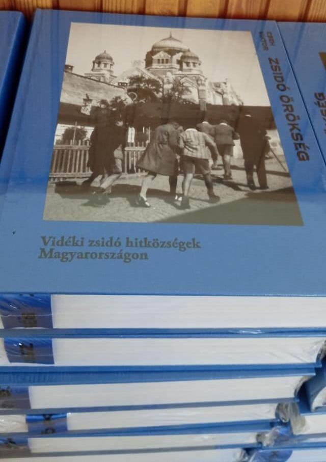 Megjelent! Cseh Viktor: Zsidó Örökség – Vidéki zsidó hitközségek Magyarországon – Mazsike – MAGYAR …