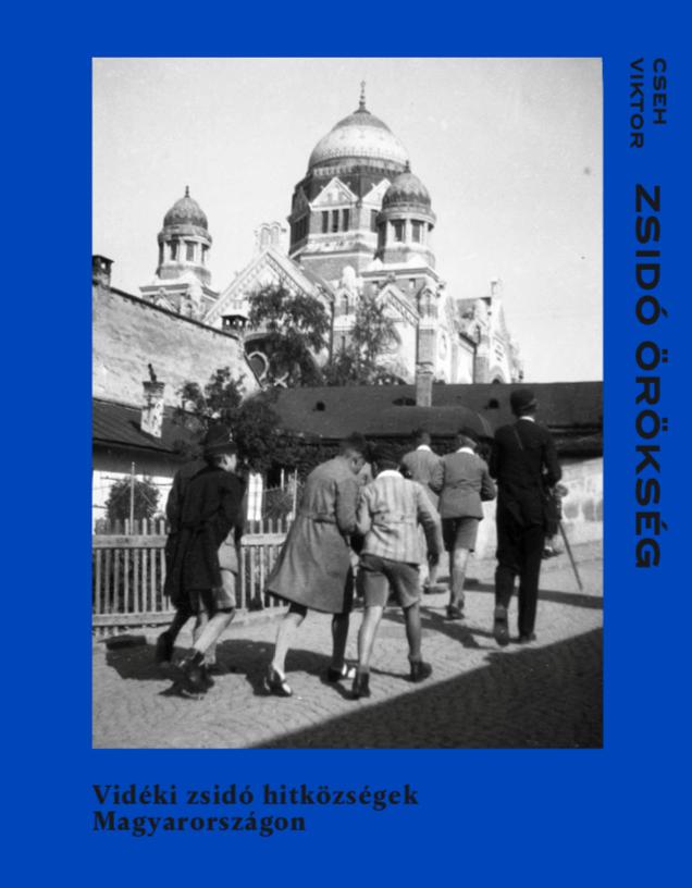 Könyvbemutató – Vidéki zsidó hitközségek Magyarországon